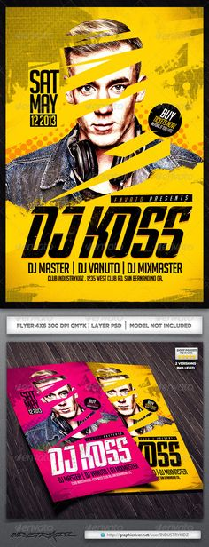 Electro Special Guest Dj  - Clubs & Parties Events
