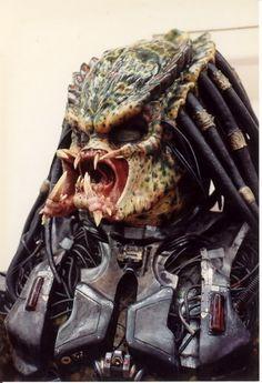 Chris Ausbrooks uploaded this image to 'PredatorReference/Predator See the album on Photobucket. Alien Vs Predator, Predator Figure, Predator Helmet, Predator Movie, Predator Alien, Xenomorph, Creature Design, Amazing Art, Predator