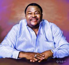 mike adenuga 1 1024x960 Mike Adenuga portrait painting by Ayeola Ayodeji: http://awizzy.net/mike-adenuga-portrait-painting-by-ayeola-ayodeji/