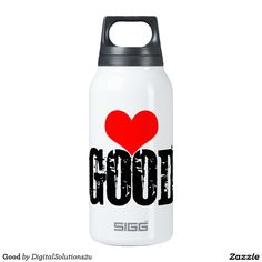 Good 10 Oz Insulated SIGG Thermos Water Bottle