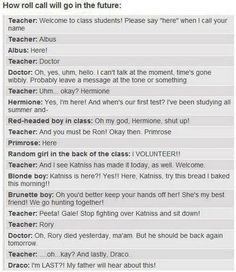Doctor Who, Harry Potter, and The Hunger Games all in one. :P