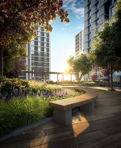 A 2016 landscape render for NBH at Lachlans Line. Visualisation by FloodSlicer