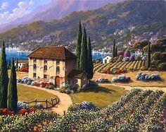 Villa Toscano (Robert Pejman)