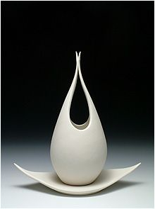 We've been discovering so many talented ceramic craftsmen lately!