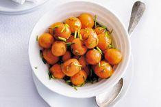 Geglaceerde worteltjes - Recept - Allerhande Honey Recipes, Healthy Recipes, Healthy Food, 20 Min, Food Inspiration, Foodies, Side Dishes, Paleo, Vegan