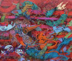 Alexone Dizac, street art