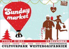 13 dec 2015 Funky Xmas market Westergasfabreik