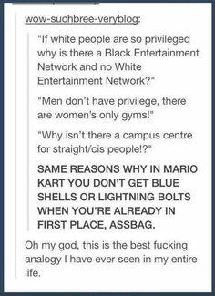 Truth! I'm so glad I found this
