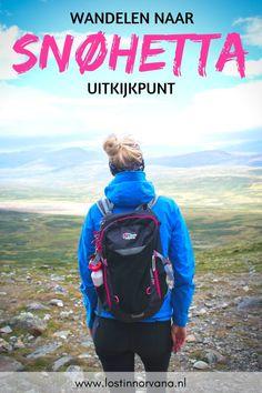 Wilde dieren spotten bij Snøhetta uitkijkpunt - Lost in Norvana Europe Travel Tips, North Face Backpack, Worlds Of Fun, Finland, Norway, Camper, Travel Ideas, Traveling, Europe