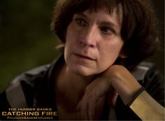 Amanda Plummer as Wiress in The Hunger Games: #CatchingFire. (Photo credit: Murray Close)