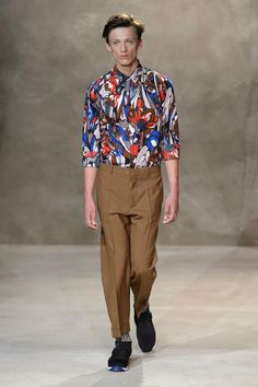 Marni Spring / Summer 2016 men's