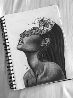 desenho helenanoel_ desenho grafite tattoo designs ideas männer männer ideen old school quotes sketches Dark Art Drawings, Graphite Drawings, Pencil Art Drawings, Art Drawings Sketches, Sketch Art, Cool Drawings, Girl Sketch, Tattoo Sketches, Realistic Drawings