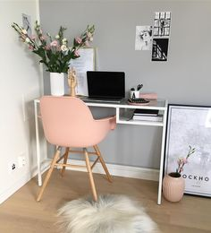 8 Delicious ideas: Minimalist Bedroom Gold Etsy minimalist home office beds.Minimalist Bedroom Gold Etsy minimalist home decorating clothing racks. Home Office Design, Home Office Decor, Home Decor, Office Ideas, Office Inspo, Office Decorations, Office Designs, Bedroom Decor For Teen Girls, Bedroom Themes