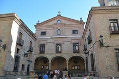 Iglesia de San Ginés Madrid España.