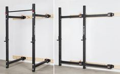 Rogue RML-3W Fold Back Wall Mount Rack | Rogue Fitness