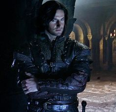 Richard Armitage as Guy of Gisborne. He was soooo misunderstood!!!
