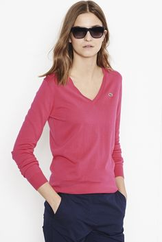 From the #Lacoste #SS14 collection