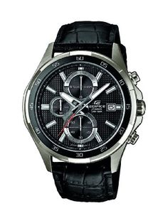 Men's Wrist Watches - Watch Casio Edifice Efr531l1avuef Mens Black *** Check this awesome product by going to the link at the image. (This is an Amazon affiliate link)