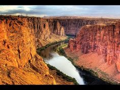 The Most Beautiful Places in North America - Glen Canyon. By Wolfgang Staudt Grand Canyon Colorado, Colorado River, Canyon Utah, Canyon Lake, Santa Monica, Parque Nacional Do Grand Canyon, Glen Canyon Dam, Living In Arizona, Beauty