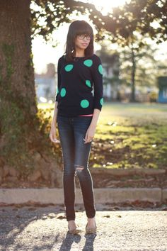 casual chic (early spring/fall)