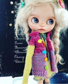 "144 Likes, 3 Comments - Blythe_love_ (@blythe_love_) on Instagram: ""___________#блайз#кукла#подарок#блайзомания#doll#blythedolls #tbl#blythe#blythecustom…"""