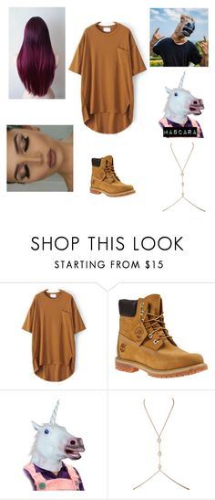 """""""Sin título #27"""" by andrea-fearless1601 on Polyvore featuring moda y Timberland"""