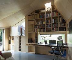 Cut and Frame / Ashton Porter Architects