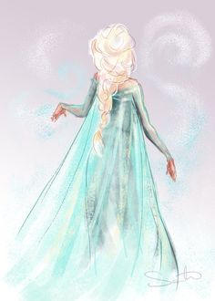 "Frozen~""I never knew what I was capable of…"""