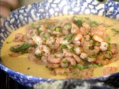 Shrimp and Grits from FoodNetwork.com