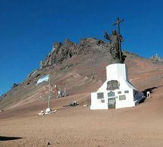 Cristo Redentor. Mendoza. Argentina