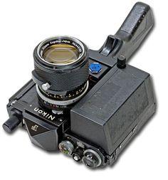 Nikon F US NAVY