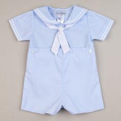 Newborn Sailor Bobby Suit