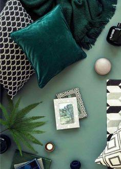 Vert... Marie Claire Maison