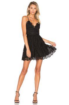 NBD x REVOLVE Give It Up Dress in Black   REVOLVE