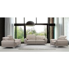 Shop for US Pride Furniture Morden Air Black/Grey/Yellow Leather/Wood Sofa, Loveseat and Chair (Pack of 3). Get free delivery at Overstock.com - Your Online Furniture Shop! Get 5% in rewards with Club O!