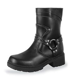 Milwaukee Womens T-Shape Boots Black, Size 6