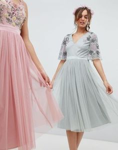 e0fbba8f 7 Best ASOS Maya bridesmaid dress colour options images in 2019