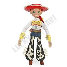 Jessie and her were BFF s  ) Jessie Doll ca04a2b3e02