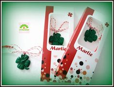"""Martisor """"Trifoi cu patru foi"""" Minnie Mouse, Gift Wrapping, Blog, Gifts, Fimo, Gift Wrapping Paper, Presents, Wrapping Gifts, Blogging"""
