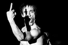 have you accepted Iggy Pop as your rock god and soul motivator? Iggy Pop, Comme Des Freres, Photo Rock, It Icons, Iggy And The Stooges, Music Icon, Indie Music, Pop Music, Classic Rock