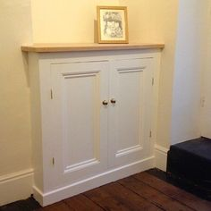 Alcove Cupboard Lower Finished
