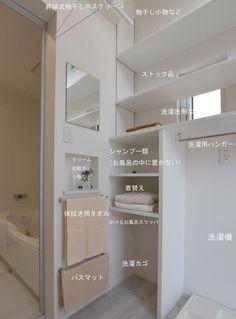 My Home Remodeling Home Remodeling Diy, Laundry In Bathroom, Washroom, Bathroom Interior, Diy Home Decor, House Plans, Home Improvement, Bedroom Decor, House Design