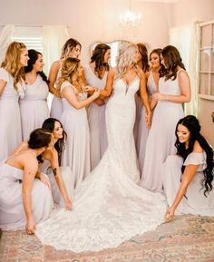 @amandasbridal posted to Instagram: ✨Tap the link in bio to see our Morilee bridesmaid collection, schedule your appointment, and gather your girls to get this checked off your list!✨ Appointments available 7 days a week! 💕You will be provided a personal stylist to assist and guide you and your girls the entire appointment. 💕 Your stylist will pull dresses that will fit your color, theme, style, and budget. 💕Over 50 colors to choose from, and o Mori Lee Bridesmaid, Bridesmaid Dresses, Wedding Dresses, How Many Bridesmaids, Big Group, Personal Stylist, Your Girl, Stylists, Group Shots
