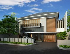 "Check out new work on my @Behance portfolio: ""Cempaka House"" http://on.be.net/1SZju5J"