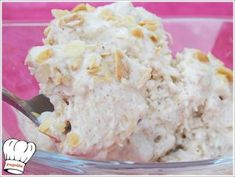 ΦΑΝΤΑΣΤΙΚΟ ΠΑΓΩΤΟ ΜΕ ΦΥΛΛΟ ΚΑΤΑΙΦΙ ΚΑΙ ΓΕΥΣΗ ΕΚΜΕΚ!!! - Νόστιμες συνταγές της Γωγώς! Potato Salad, Ice Cream, Potatoes, Ethnic Recipes, Desserts, Food, Summer, No Churn Ice Cream, Tailgate Desserts