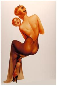 Classic Pinup | Vintage Pinup Girls Poster Reproductions