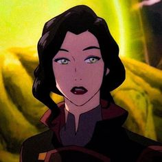 Avatar Zuko, Asami Sato, Avatar The Last Airbender Art, Legend Of Korra, Profile Pictures, Girl Cartoon, Asian Art, Disney Characters, Fictional Characters