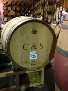 Barrel Auction. Auction Napa Valley 2013. Crocker & Starr Lot 225