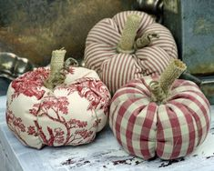 One Red Mini Fabric Pumpkin - Multiple Fabrics Available - All Handmade. This best picture collections about One Red Mini Fabric Pumpkin - Multiple Autumn Crafts, Holiday Crafts, Diy Autumn, Fall Halloween, Halloween Crafts, Halloween Pumpkins, Halloween Ideas, Pumkin Decoration, Diy Decoration