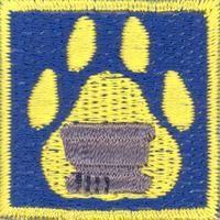 Cub Scouts/Cooking at the camp merit badge; Partiotuote, Leirikokki-jälki , Sudenpentujen leirikokki-jälki